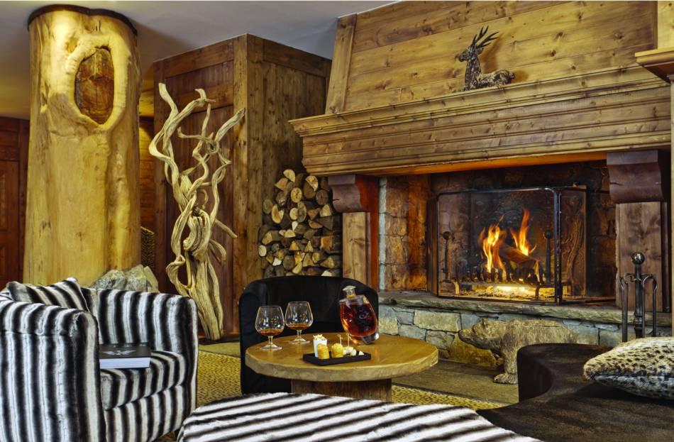 L'hôtel les Barmes de l'Ours à Val d'Isère dispose d'installation dernier cri dans une atmosphère authentique.