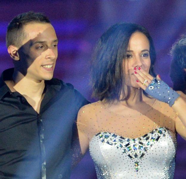 Alizée et Grégoire pourraient bien avoir transmis leur passion pour la danse à la fille de la chanteuse, Annily.