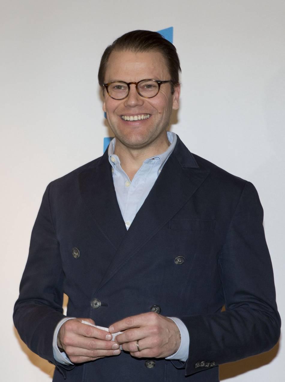 Le prince Daniel était ravi d'annoncer la naissance de son fils début mars.