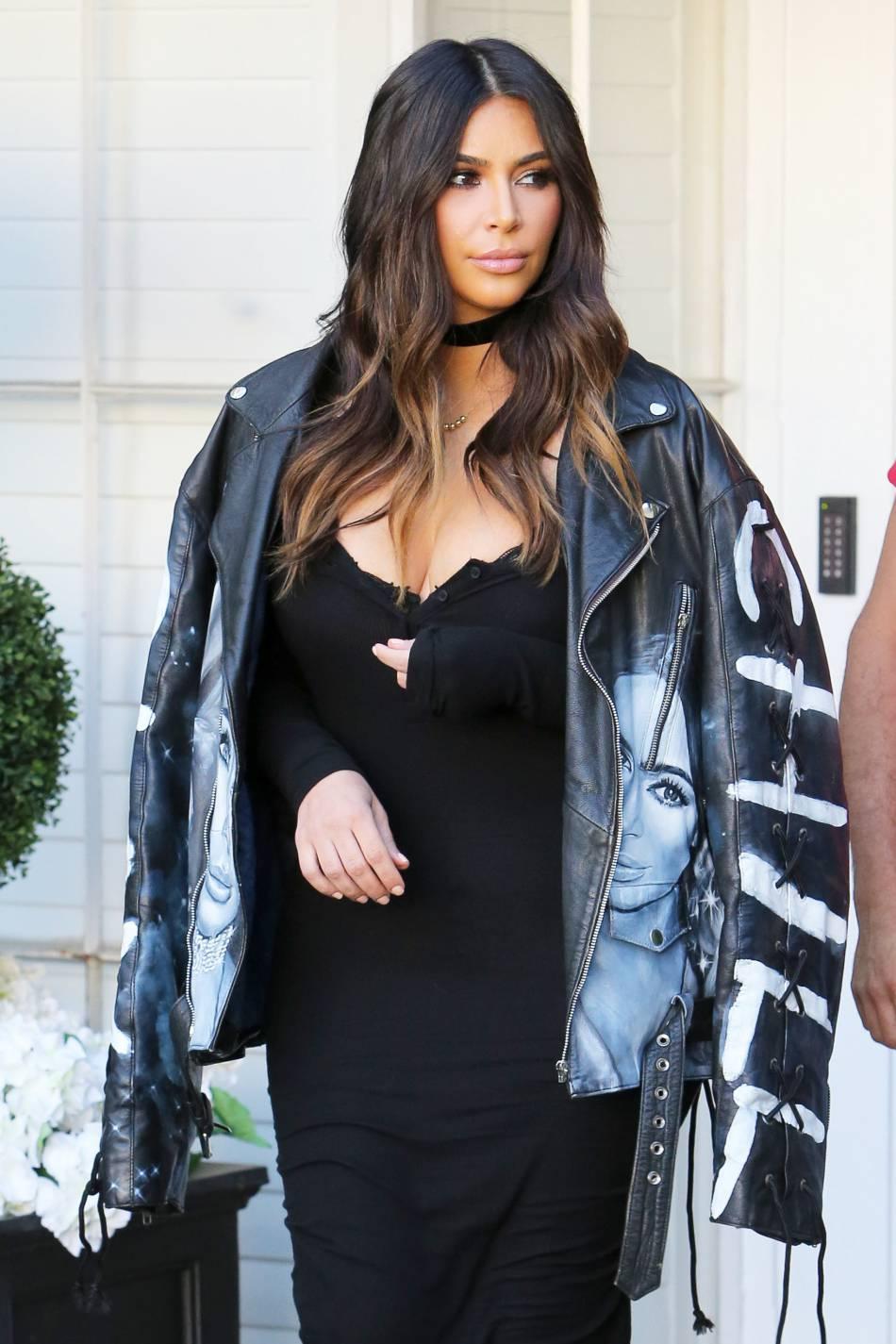 Kim Kardashian a eu besoin d'un coup de pouce pour se motiver à perdre du poids.
