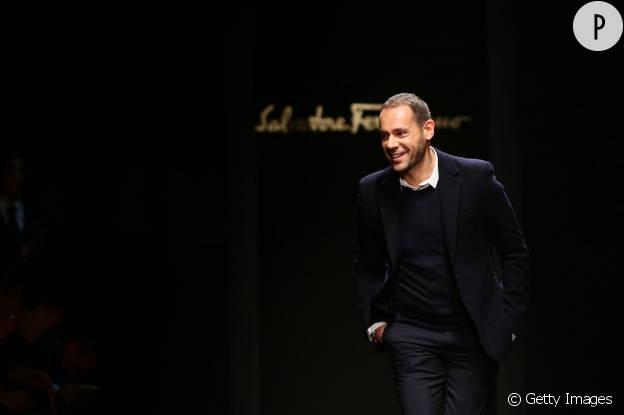 Salvatore Ferragamo a annoncé le départ de son directeur artistique le 24 mars 2016.