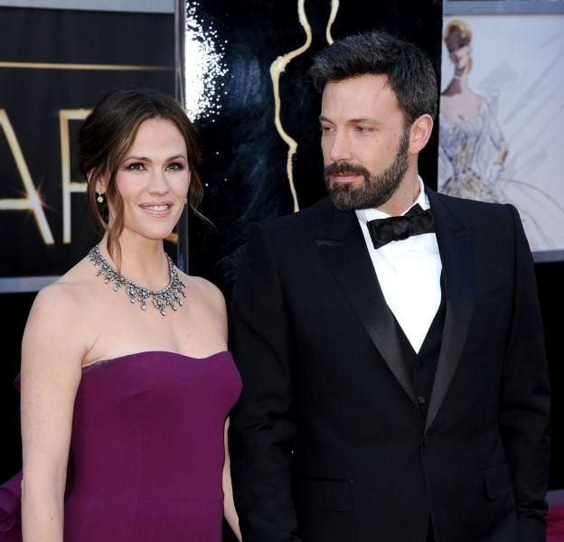 L'actrice Jennifer Garneret son ex-mari Ben Affleck