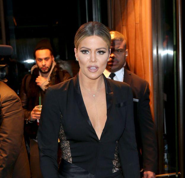 La star de télé-réalité Khloe Kardashian