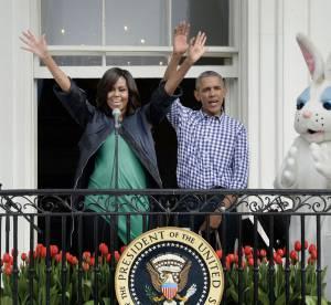 Michelle Obama transforme la Maison Blanche pour Pâques !