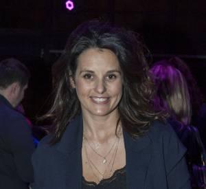 Faustine Bollaert jongle entre ses tournages pour M6 et sa vie de famille.