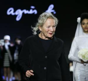 Agnès b., obligée de voler dans les grands magasins pour habiller ses enfants