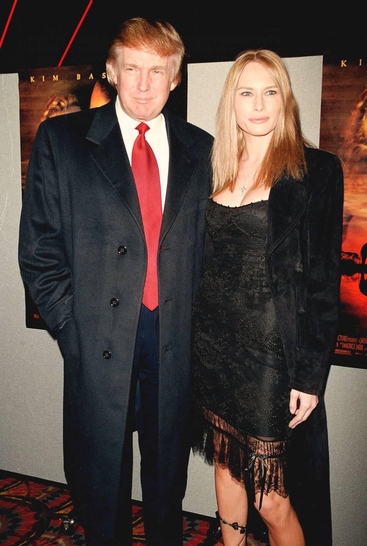 Donald et Melania Trump se sont rencontrés en 1999 lors d'une soirée. Ils se sont mariés en 2005 à Palm Beach.