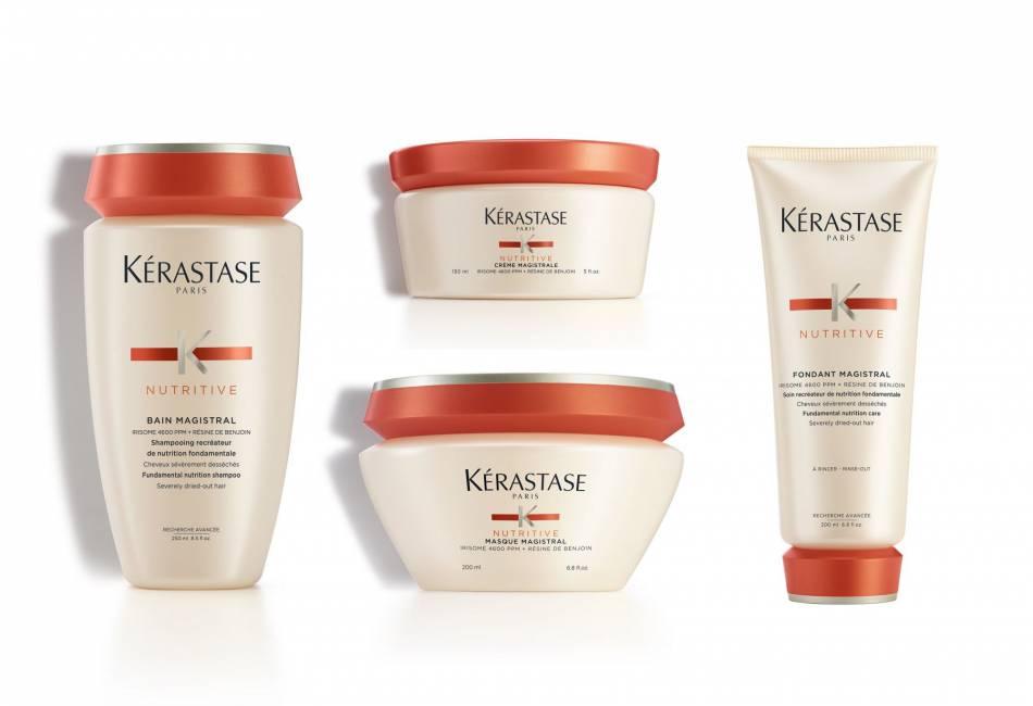 k rastase vient au secours des cheveux secs avec sa gamme nutritive. Black Bedroom Furniture Sets. Home Design Ideas