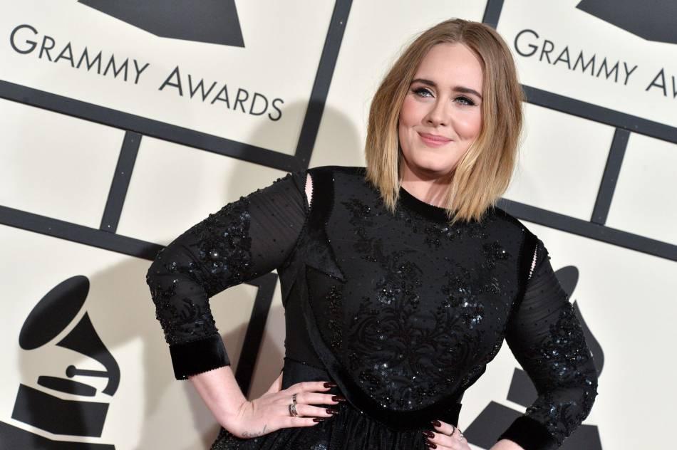 Adele a déclaré avoir de la barbe.