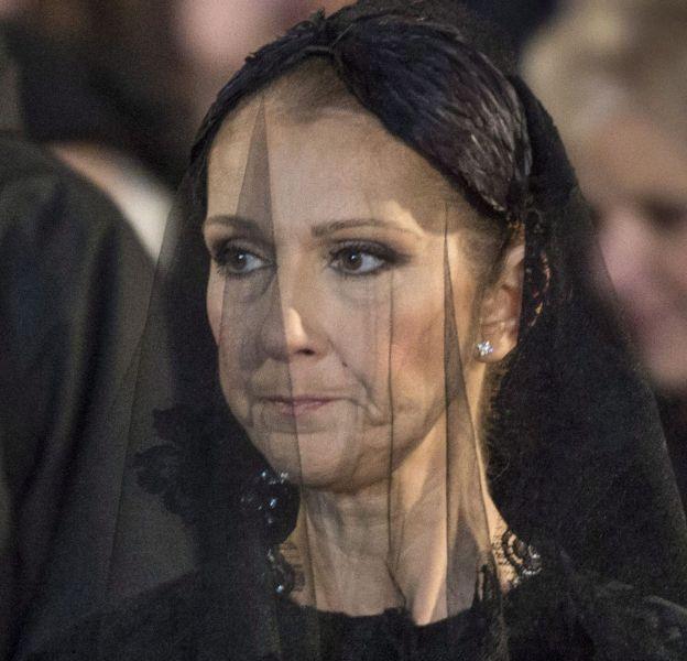 Céline Dion a ému le monde entier aux funérailles de René.