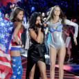 Selena Gomez était l'artiste qui assurait le show cette année.