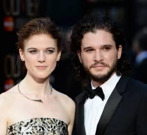 Kit Harington et Rose Leslie : Jon Snow et Ygritte amoureux sur tapis rouge !