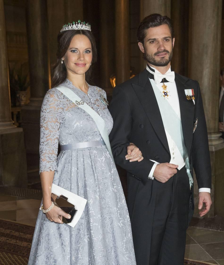 Sofia de Suède va pouvoir désormais se préparer entièrement à l'arrivé de son bébé.