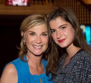 Michèle Laroque est très fière de sa fille, Oriane.