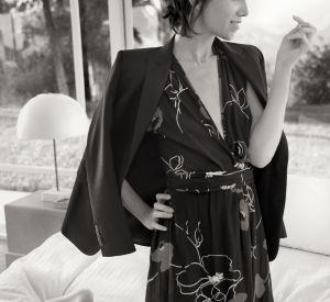 On craque pour cette robe portefeuille très élégante.