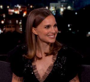 Natalie Portman se lâche sur les Français dans le talk-show de Jimmy Kimmel.