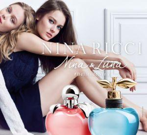 """A elles deux, elles incarnent """"Les Belles de Nina""""."""