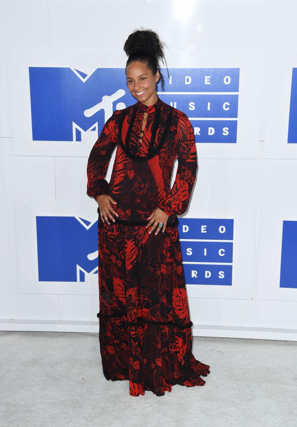 Des réactions négatives et infondées qui ont poussé Alicia Keys à répondre.