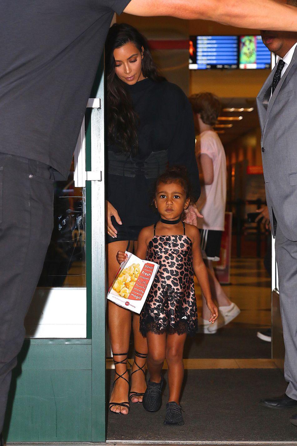Kim Kardashian, sa fille plus lookée qu'elle ?