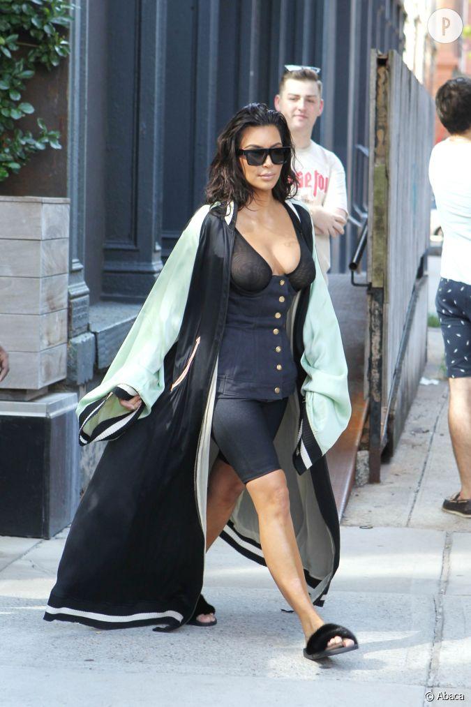 Dr Le De Look Pour Kim Kardashian