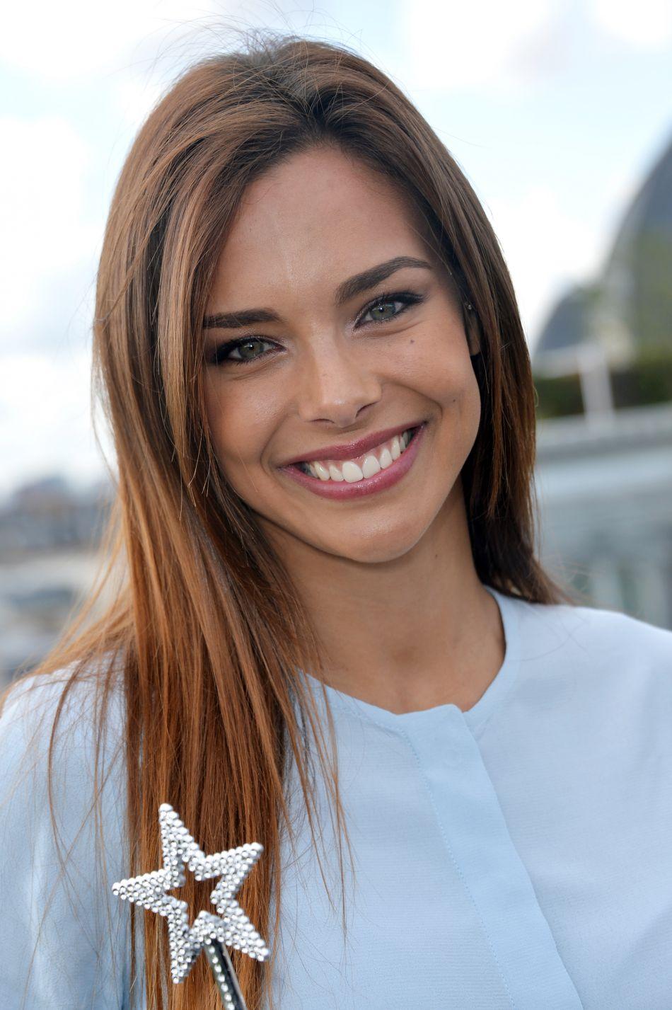 La jolie Marine Lorphelin