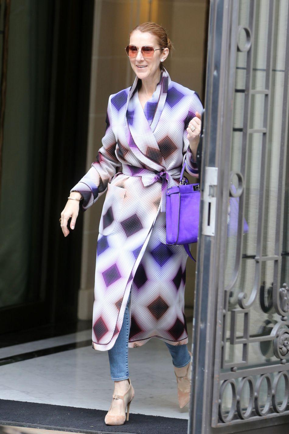 Céline Dion, une véritable fashionista.