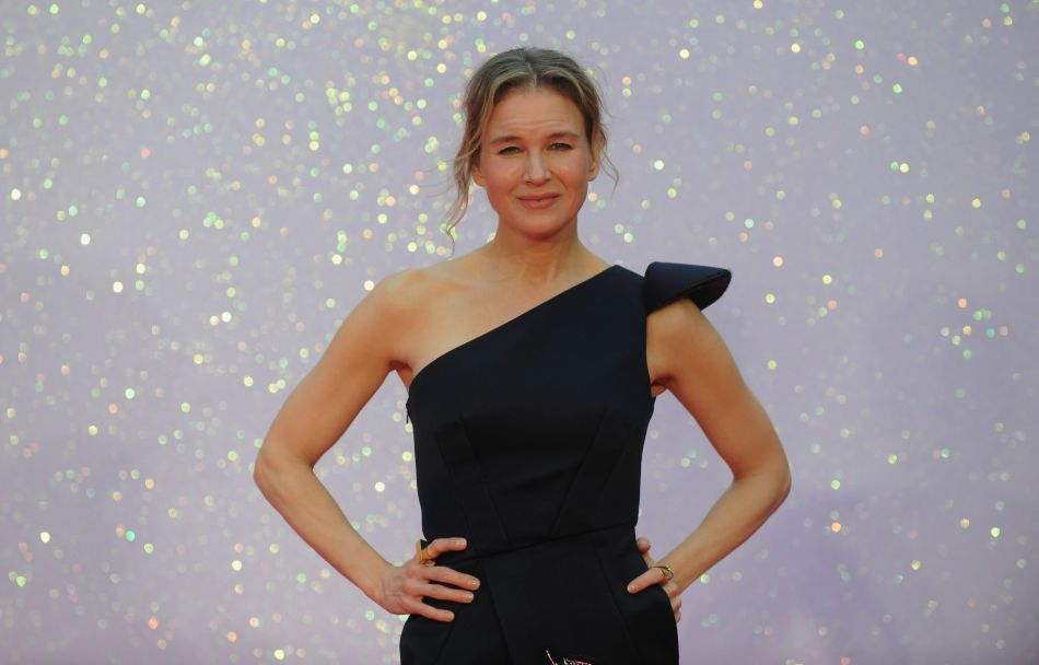 Renée Zellweger parée par Tiffany & Co.