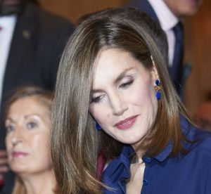 Letizia d'Espagne : reine trop BCBG dans un look sans audace