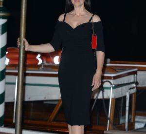 Monica Bellucci arrive au 73e festival du film de Venise le 8 septembre 2016.