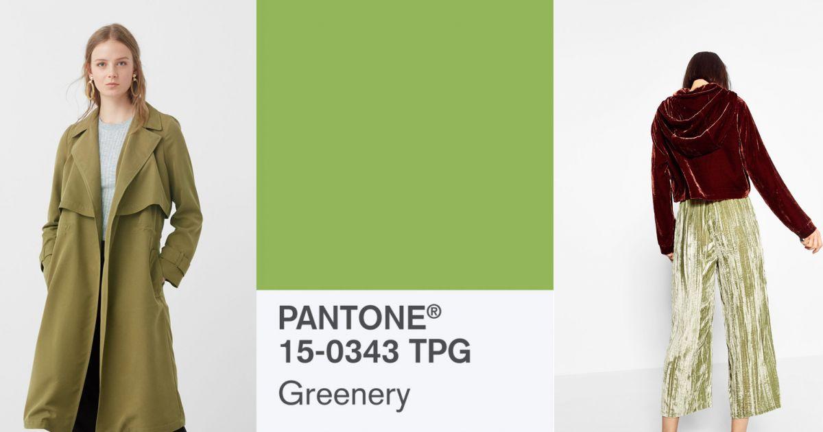 Pantone 2017 comment porter la couleur de l 39 ann e - Couleur de l annee 2017 ...