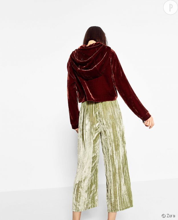 Pantalon, Zara, 29,95€.