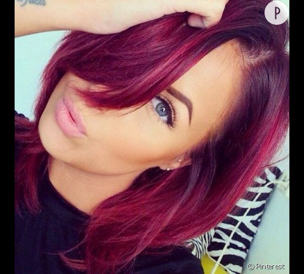 Comment garder une couleur de cheveux rouge