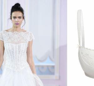 Mariage : à chaque robe sa lingerie