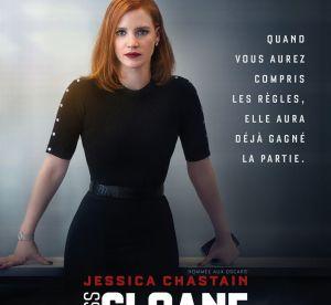 Miss Sloane : Jessica Chastain, glaçante et glacée en lobbyiste acharnée