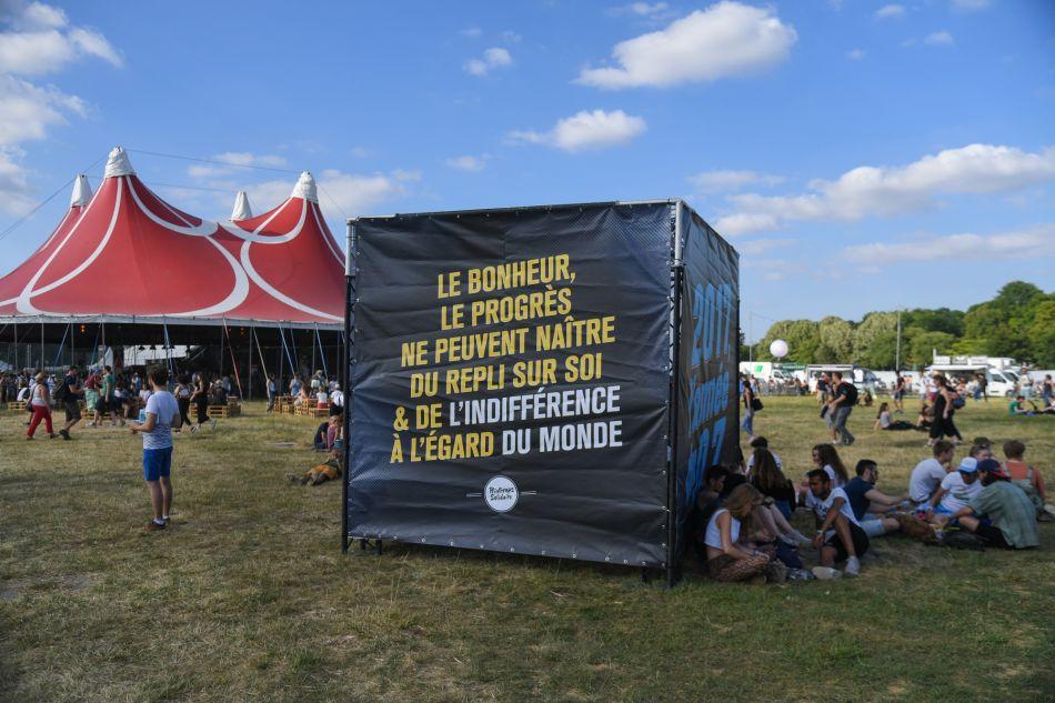 Solidays 2017 a fait passer des messages forts à ses festivaliers.
