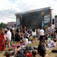 Le festival Solidays avait lieu entre les 23 et 25 juin 2017.