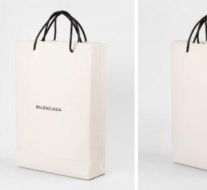 Un sac Balenciaga à 995€ fait le buzz
