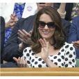 On applaudit Kate qui s'est une fois de plus démarquée avec brio.