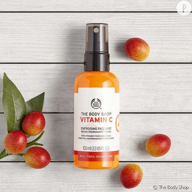 Tonique Vitamine C, The Body Shop, 14,50€.