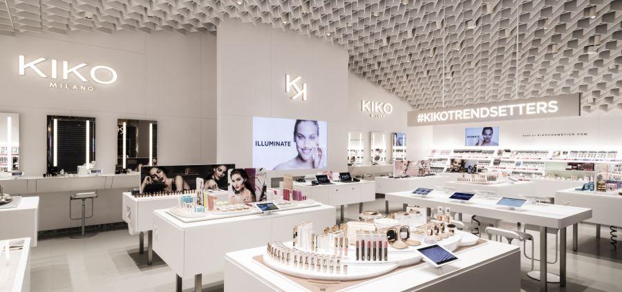 Kiko : la plus grande boutique d'Europe va ouvrir à Paris