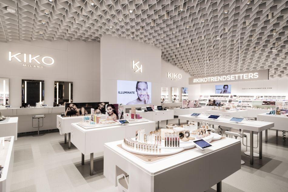grand choix de 9ea6d 3017f Kiko : la plus grande boutique d'Europe va ouvrir à Paris ...