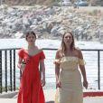Selena Gomez et son assistante à Malibu.