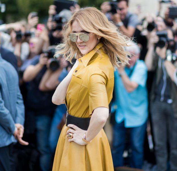 Céline Dion, toujours plus mode.