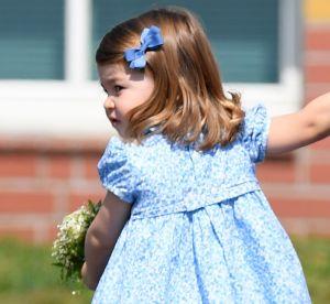 Charlotte de Cambridge : déjà tout d'une princesse !