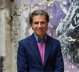 """Jean-Pierre Marois, le """"boss"""" des Bains."""