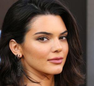 Kendall Jenner n'a pas froid aux yeux, elle pose complètement nue !