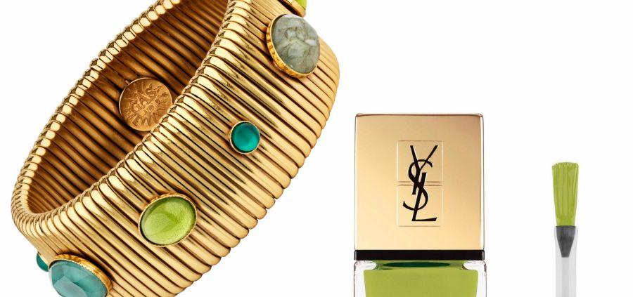 Bijoux + vernis, les plus belles combinaisons de l'été