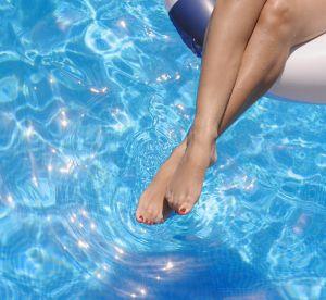 4 exercices pour raffermir son corps à la piscine