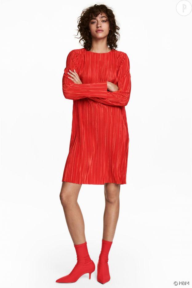 H&M, robe, 19,99€.