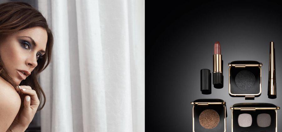 5 raisons de se jeter sur le nouveau make-up Victoria Beckham x Estée Lauder